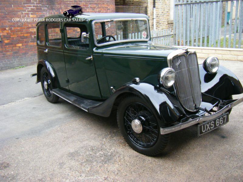 Peter Rodgers Car Sales Yorkshire Vintage Classic and Used Car ...